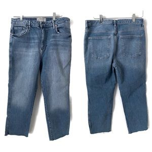 Free People High Rise Jeans